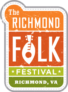 Richmond Folk Festival home page